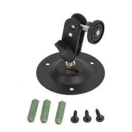 CCTV Güvenlik Gözetim Kamera Siyah H210367 için toptan 90 derece Duvara Montaj Braketi nereden dvr sabit disk tedarikçiler