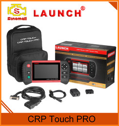 Wholesale Launch Ecu Diagnostic Tools - Original Launch CRP TOUCH Pro Automotive Systems Electronics Vehicle Diagnostics Tool Launch X431 Professional Diagnostic g Scan Tools