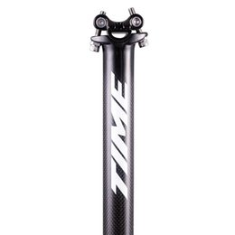 Wholesale Time Mtb - 2016 New arrivel! High quality time Lite carbon cycling seatpost MTB road bike seatpost bicycle seat tube 27.2 30.8 31.6*350MM