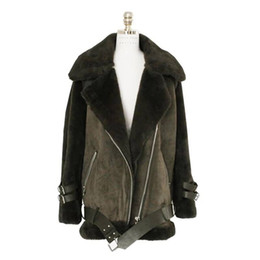 Wholesale Fur For Hood - Hot Sale Winter Jacket For Women Dark Green Tops For Women Fur Collar Hood Down Jacket Womens Clothing High Quality Free Shipping