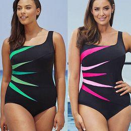 Wholesale Brazilian Bikini Set Xs - Wholesale-Plus Size Summer Sexy Women Monokini Bikini Set Push-Up Padded Brazilian Swimwear Swimsuit Beachwear Bathing One-Piece Suits