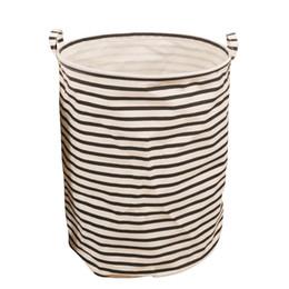 Wholesale Waterproof Storage Baskets - 40cmx50cm Size Waterproof Dirty laundry basket Muticolor Receive Bag Dirty Clothes Storage Basket Folding storage Free Shipping