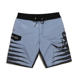 Wholesale Mens Surf Clothes - Wholesale-2PCS LOT Sexy Swimsuit Man Male Swimming Trunks Jet Surf Men Board Short Beach Wear Mens Swimwear Bath Brand Clothing GMA443-2