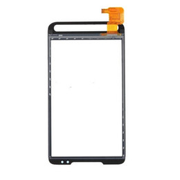 Wholesale Hd2 Touch Screen Digitizer - 1pcs Touch Screen Display Digitizer Panel For HTC HD2 Leo T8585 Phone Repair Replacement Touch screen Black