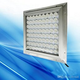 Wholesale Outdoor Ceiling Led Lighting - New LED Canopy Light Gas Station Light 50W 70W 90W 120W 150W High Bay Light Bridgelux LED High Lumens 100lm w Ceiling Light Outdoor Lights