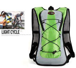 Wholesale Road Bike Equipment - Climbing Cycling Bicycle Water Bag Backpacks Road Mountain Bike Running Water Bladder Outdoor Equipment Teenager Outdoor Hiking Backpack