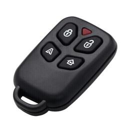 Wholesale Key Alarm Hyundai - XQautopart 433.92mhz 4 button Car Alarm Remote Key for old Brazil Positron with HCS300 chip BX026A 2pc lot