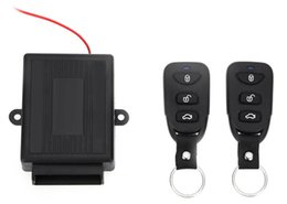 Wholesale Ups Systems Wholesalers - 433.92MHz Universal Electric with Air Lock Car Auto Vehicle Remote Central Kit Door Lock Unlock Window Up Keyless Entry System
