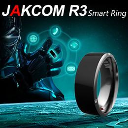 Deutschland 2017 super cool unisex smart ring tragen jakcom r3 neue technologie magic finger nfc ring für android windows nfc handy Versorgung