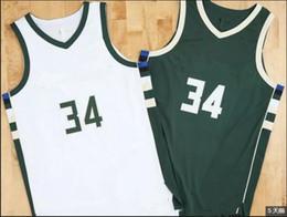 Wholesale Milwaukee Black - NEW Giannis Antetokounmpo jerseys Milwaukee 2017-18 basketball jersey Customize name number 100% Stitched fast shipping S-4XL