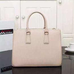 Wholesale Elegant Checks - Woman Bag Brand designer M145 Genuine leather saffiano tote new arrival handbag luxury fashion free shipping elegant top quality cowskin