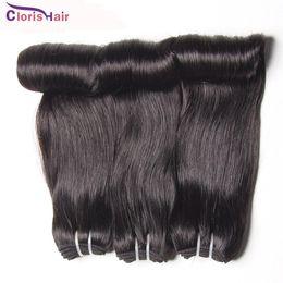 Wholesale Spiral Curls Hair Extensions - Charming Nigeria Aunty Funmi Egg Curls Weave Malaysian Human Hair Magical Curls Bundles 3pcs Bouncy Spiral Romance Curls Hair Extensions