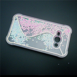 Wholesale Star China Phone - China Wholesale 3D PC Liquid Star Sand Phone Case for iPhone for Samsung Quicksand Cell Phone Cover Case