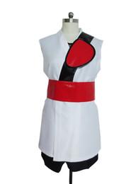 Wholesale Gintama Cosplay - Gintama Silver Soul Cosplay Ayame Sarutobi Costume Full Set H008