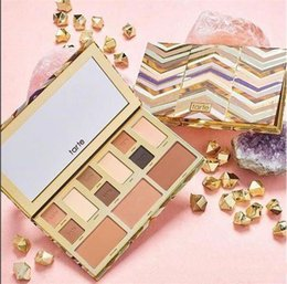 Wholesale Shaping Wear - Newest Tarte Clay Play Tarteist 12color Highlighters & Eyeshadow Face Shaping Palette By Tarte High-performance naturals free ship