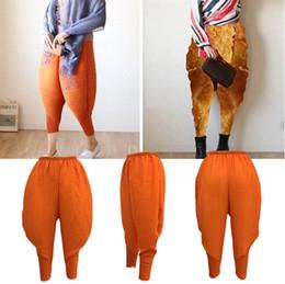 Wholesale Haroun Pants - Harem women pants women trousers linen leggings lady Men casual plus big size xxl xxxl stretch Haroun long slim hip hop