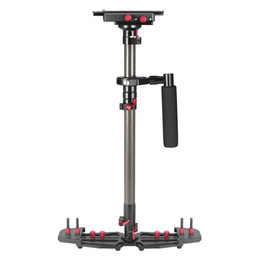 Wholesale steadicam dslr stabilizer - HD-2000 Carbon Fiber Professional Camera Stabilizer Steadicam with Quick Release Plate 1 4'' and 3 8'' Screw for DSLR Camcorder DV Camera