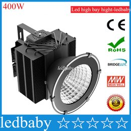 Wholesale Led High Bay Lighting Price - (5pcs lot)New Style High Lumen High Power 400W Led High Bay Light Meanwell Driver AC90-295V With Best Price