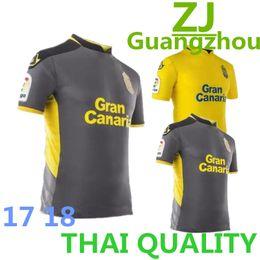 Wholesale Prince Homes - New 2017- 2018 Top Thai quality 2018 Las Palmas Soccer Jersey. 17 18 Vitolo Calleri PRINCE JESE VALERON home away Football jerseys Shirt