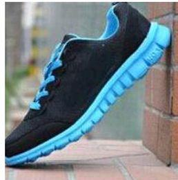 Wholesale Sapato Men - 2015 Quality Ensured Men Women Running Shoes Sport Chaussure Unisex Femme Zapatillas Deportivas Sapato Feminino Athletic Shoes