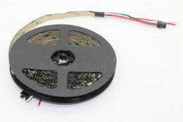 Wholesale Led 2811 - WS2811 2811 5050 RGB LED Strip 5V 5 meters 60leds m Led Tape Individual Addressable led led stirp