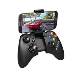 Wholesale Tablet Cell Phone Tv - 2016 Pg-9021 Ipega Wireless Bluetooth Game Gaming Controller Joystick Gamepad For Android   Ios Mtk Cell Phone Tablet Pc Tv Box