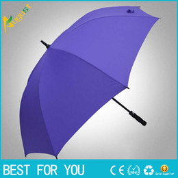 Wholesale Large Straight Handle Umbrellas - Large men's golf gift umbrella straight business business clear umbrella creative long handle umbrella