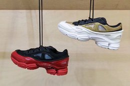 Wholesale Toe Shoes For Women Sport - New Arrival Raf Simons x Sneakers Shoes For Men&Women Outdoor Trainers Consortium Ozweego 3 Casual Breathable Runners Sports III Size 36-45