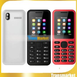 Wholesale Sim Card Voice - 2016 bar cheap super voice king keypad big speakers senior old man mobile phone 1.8 Inch W130 XpressMusic cell phone GSM with English Keyboa