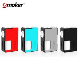 Wholesale Wholesale Lock Box - 100% Original Vandy Vape Pulse BF Squonk Box Mod With 8ml Food Grade Silicone Bottle Locking Power Safety Switch