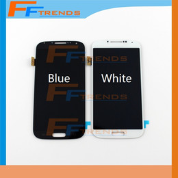 Wholesale S4 Replacement Parts - High Quality for Samsung Galaxy S4 i9500 i9505 M919 L720 i545 R970 i337 LCD Touch Screen & Digitizer Assembly Replacement Repair Parts