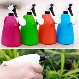 Wholesale Gardening Spray Bottles - 2 in 1 Spray Bottle With Sprinkler head Watering & Irrigation Garden Supplies Sprayers 1200ml Balcony Vegetable Gardening