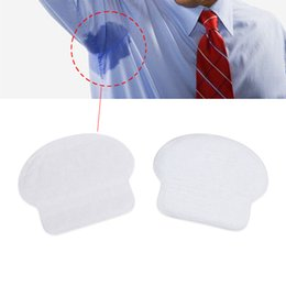 Wholesale Underarm Dress Pads - Underarm Sweat Guard Deodorants Absorbing Pad Armpit Sheet Liner Dress Clothing Shield Hot Sell Free shipping