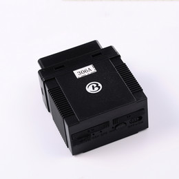 Wholesale Cheapest Alarm Systems - OBD II GPS Tracking Devices Mini Car Tracker OBD II GPS306 For vehicles Tk306B 306B cheapest