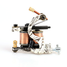Wholesale Horse Machine - Stripe little Horse Rotary Machine for shade fancy Cast Iron Tattoo Motor Gun with high quality