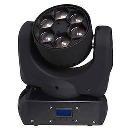 Wholesale Osram Led Head - 6X12W Quad Osram Zoom Bee Eye LED Moving Head   LED Beam Moving Head Light