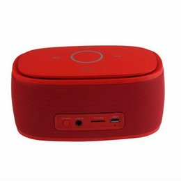 Wholesale Speaker Kingone - New Original Kingone K5 APP wireless Bluetooth Mini Speaker with Unique APP application control technology iphone Samsung S7 SmartPhone DHL