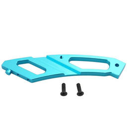 Wholesale Hpi Flux - RC HPI 108023 (101210) Blue Rear Anti-Bending Plate For Electric WR8 Flux