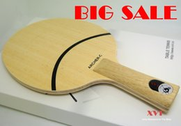 Wholesale Ship Wood Table - Wholesale-NEW ARRIVAL XVT ARCHER-C Classic wood OFF+ Table Tennis Blade   Table Tennis Racket  table tennis bat Free Shipping