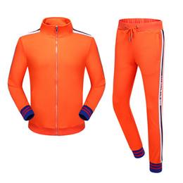 Wholesale Volleyball Hoodies - 2018 New Arrival Winter Autumn Sweatshirt Men Hoodies Casual Zipper Mensports Suit Slim Sportsware