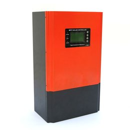 Wholesale Solar Charge Controller Rs232 - Galaxy-B fan cooling type 96V 192V 216V 240V 384V solar system charge controller with RS232  LAN or RS485 LAN 50A 60A 70A 80A
