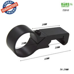 Wholesale Basis Rings - 20mm scope bases Outdoor Camping Hunting Tool accessories Optical Bracket Metal Scope Mount Rings 1