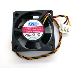 Wholesale Hard Drive Fans - New Original AVC 30*30*10MM 3CM C3010S12H 12V 0.1a C3010S12L 0.07A Hard disk cooling fan