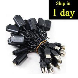 eGO USB Cable Charger Chargeur USB de cigarette électronique pour eGo eGo-T EGO-C EGO-W e-cigarette e-cigarette batterie ego 510 thread ? partir de fabricateur