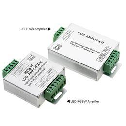 2019 led-streifen aluminium LED Signalverstärker DC12 / 24V 24A RGB RGBW Streifenverstärker für SMD5050 RGBW LED Streifen Aluminium RGB RGBW günstig led-streifen aluminium