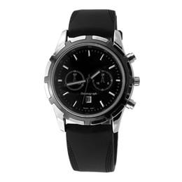 Beliebte männer marke uhren online-Arbeiten Sie populäre Spitzenmarken-Uhr-Männer Silikonbügel Datums-Kalender-Quarzarmbanduhr AR 8186 um