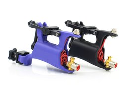 Wholesale Butterfly Rotary - Wholesale- New 2PCS Butterfly Rotary Tattoo Machine Kits Lightweight Dragonfly Cheap-Tattoo-Machine 2 Colors Machine Supply