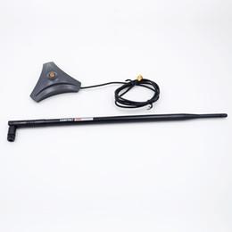 Wholesale High Gain Wifi Antenna Indoor - Freeshipping High gain wifi antenna 10dBi SMA Copper Connector Indoor directional Antenna