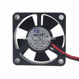 2019 35-мм вентилятор Wholesale- 1PCS Gdstime 35 x 35 x 10MM 3510s 35mm 2Pin 5V DC Heatsink Cooler Fan дешево 35-мм вентилятор