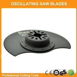 Wholesale Wholesale Oscillating Tool Blades - FREE SHIPPING 3pc 88mm 65Mn Flush Segment saw blade fit for Makita,AEG,Fein,Dremel and most brands of oscillating multi-tool Multimaster